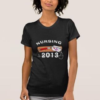 Camiseta Classe do estudante dos cuidados de 2013