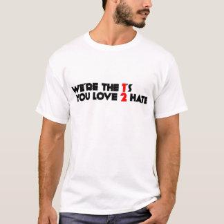 Camiseta Classe do t-shirt 2012