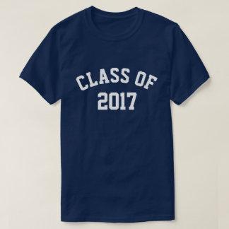 Camiseta Classe do t-shirt de 2017 homens (mais cores)