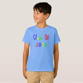 Camiseta Classe do Tshirt 2030