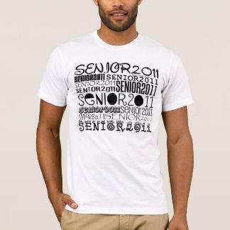 Camiseta Classe superior de 2011