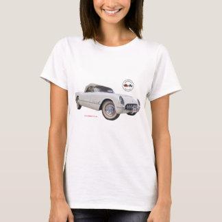 Camiseta Classic_1954_Corvette_Texturized