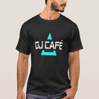 Camiseta Clássico 4 do café do DJ