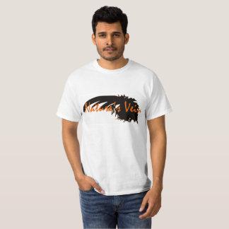 Camiseta Clássico da veia da natureza