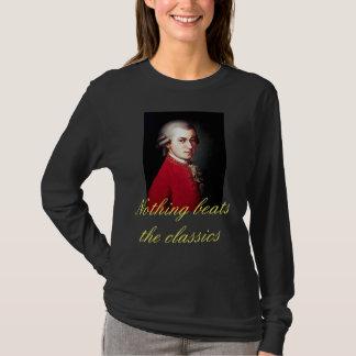 Camiseta Clássico de Mozart