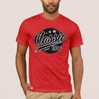 Camiseta Clássico desde 1986