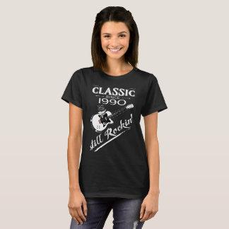 Camiseta Clássico desde 1990 - ainda Rockin