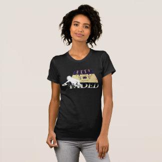 Camiseta Clássico desvanecido