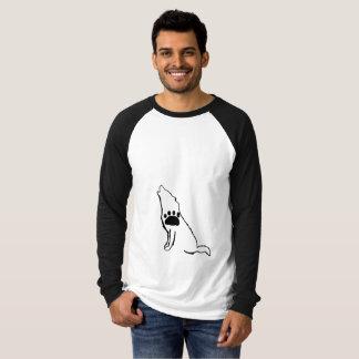 Camiseta clássico do lúpus