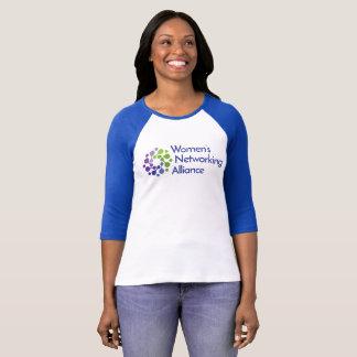 Camiseta Clássico do Raglan