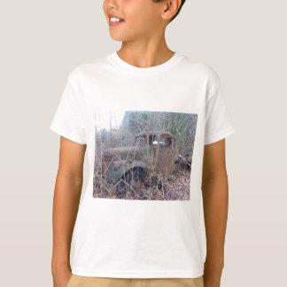 Camiseta Clássico oxidado