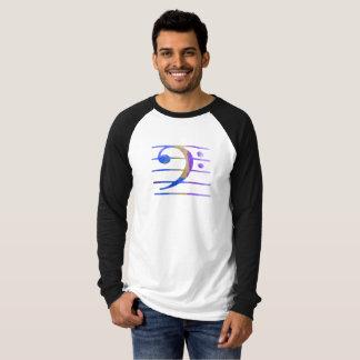 Camiseta Clef baixo