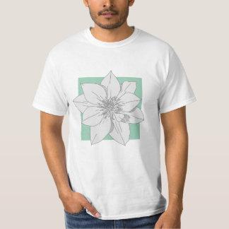 Camiseta Clematis