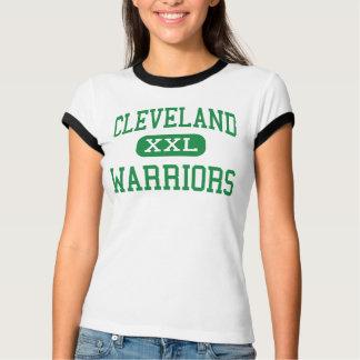 Camiseta Cleveland - guerreiros - alto - Portland Oregon