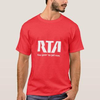 Camiseta Cleveland RTA - Você goin a encarcerar agora