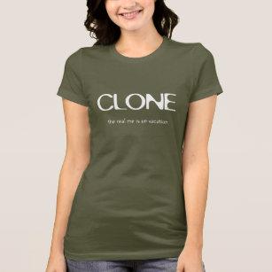 Camiseta Clone - em férias 0f57ba5c7f372