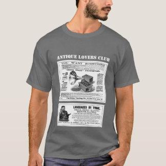 Camiseta Clube antigo dos amantes