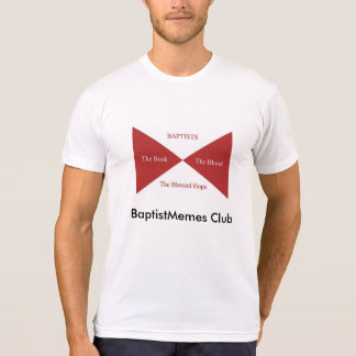 Camiseta Clube baptista de Memes: Membro