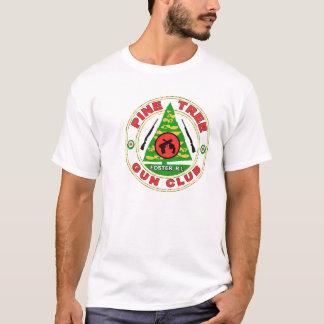 Camiseta clube da arma do pinheiro