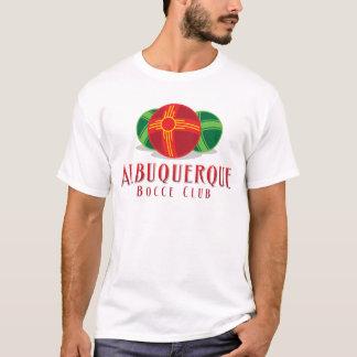 Camiseta Clube da cor ABQ Bocce