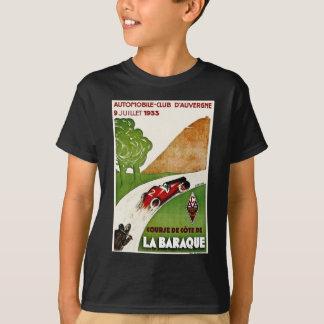Camiseta Clube de automóvel D'Auvergne 1933