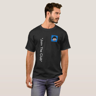 "Camiseta Clube de Callumz - ""junte-se ao clube"" Merch"