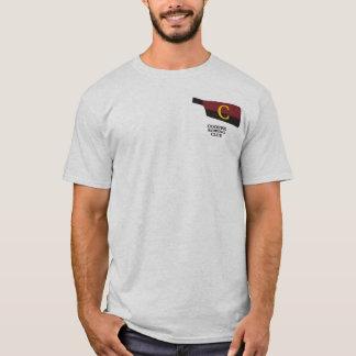 Camiseta Clube de enfileiramento do tanoeiro