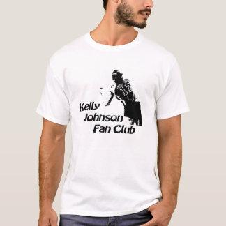 Camiseta Clube de fãs de Kelly Johnson