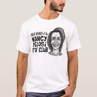 Camiseta Clube de fãs de Nancy Pelosi