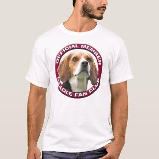 Camiseta Clube de fãs do lebreiro
