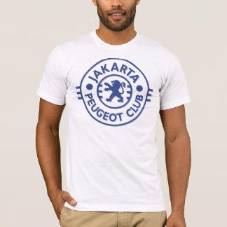 Camiseta Clube de Jakarta Peugeot