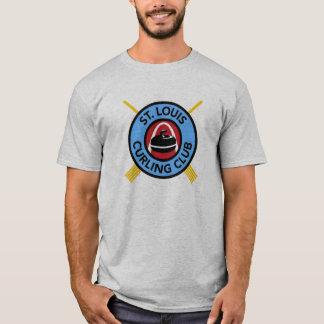 Camiseta Clube de ondulação do St Louis dos homens