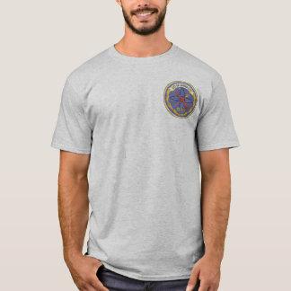 Camiseta Clube de Yatch do golfo de Tonkin