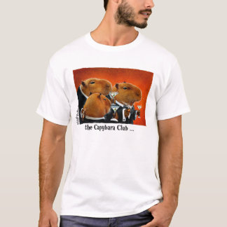 Camiseta Clube do Capybara