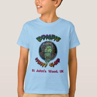 Camiseta Clube do huno do zombi