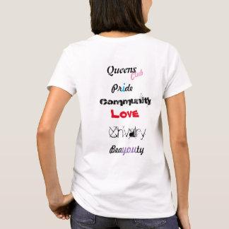 Camiseta Clube do Queens da EDIÇÃO LIMITADA