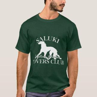 Camiseta Clube dos amantes de Saluki