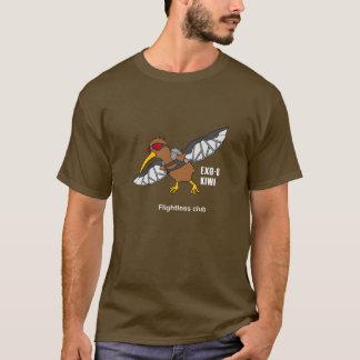 Camiseta Clube Flightless - quivi
