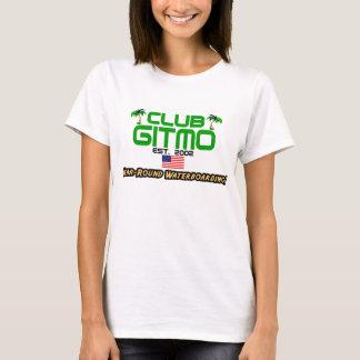 Camiseta Clube Gitmo