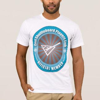 Camiseta Clube legal dos jogadores do Shuffleboard