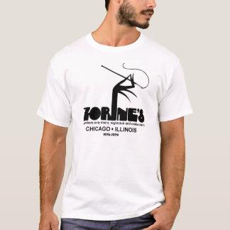 Camiseta Clube nocturno do disco do restaurante de Zorine,