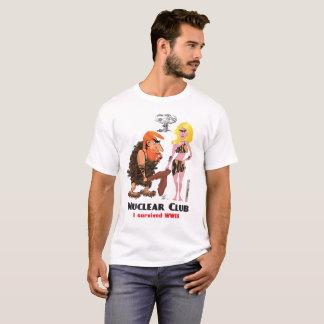 Camiseta Clube nuclear WWIII de Tronk