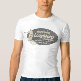 Camiseta Clube que surfa a guarda retro havaiana do prurido