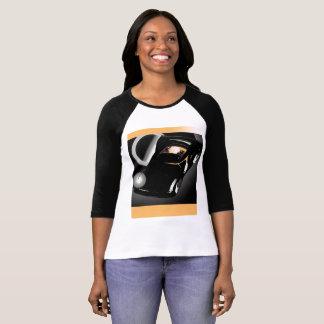 Camiseta Clube sujo do ouro da coleção do risco