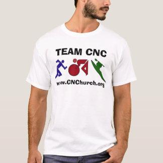 Camiseta CNC da EQUIPE, opção #2