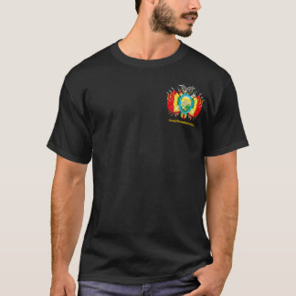 Camiseta COA de Bolívia