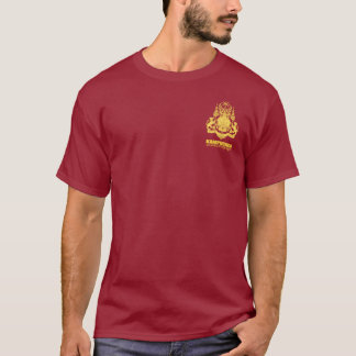 Camiseta COA de Cambodia (Kampuchea)