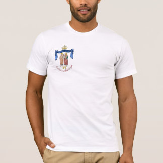 Camiseta COA do patriarcado ortodoxo grego de Antioch