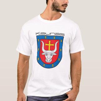 Camiseta CoA velho de Kaunas na parte dianteira - Vytis