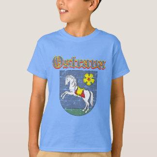 Camiseta coart de ostrava do braço